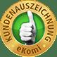 eKomi gold seal