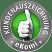 eKomi neutral seal
