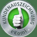 eKomi Siegel - lekker Energie GmbH